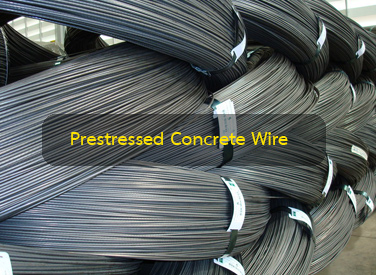 Prestressed Concrete Wire (PCW)