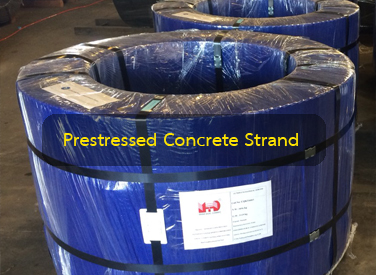 Prestressed Concrete Strand (PCS)