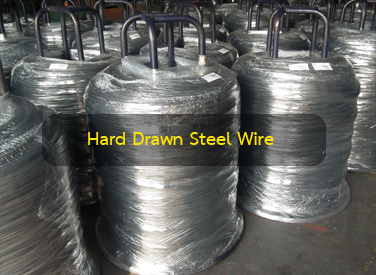 Hard Drawn Steel Wire (HDW)